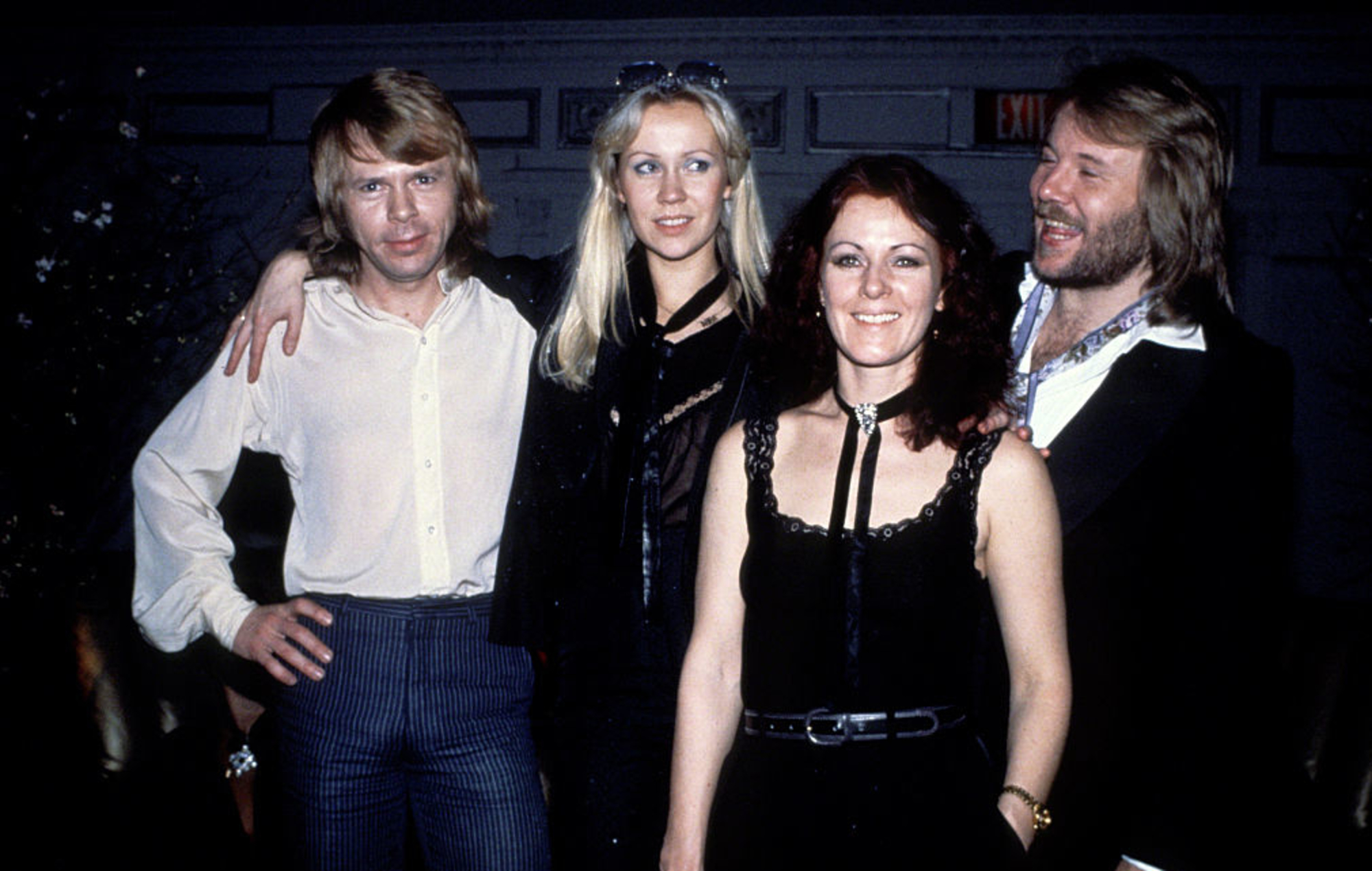 Björn Ulvaeus says new music from ABBA