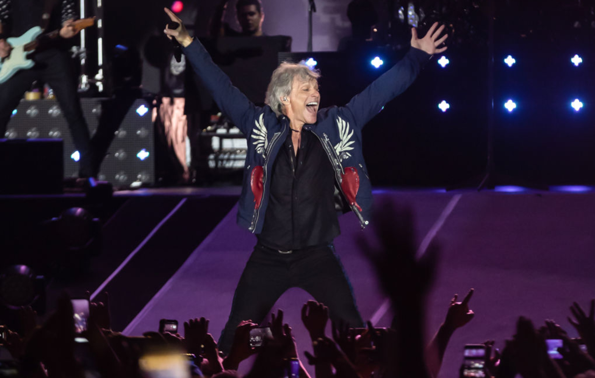 Bon Jovi announce new album, release new song 'Limitless'
