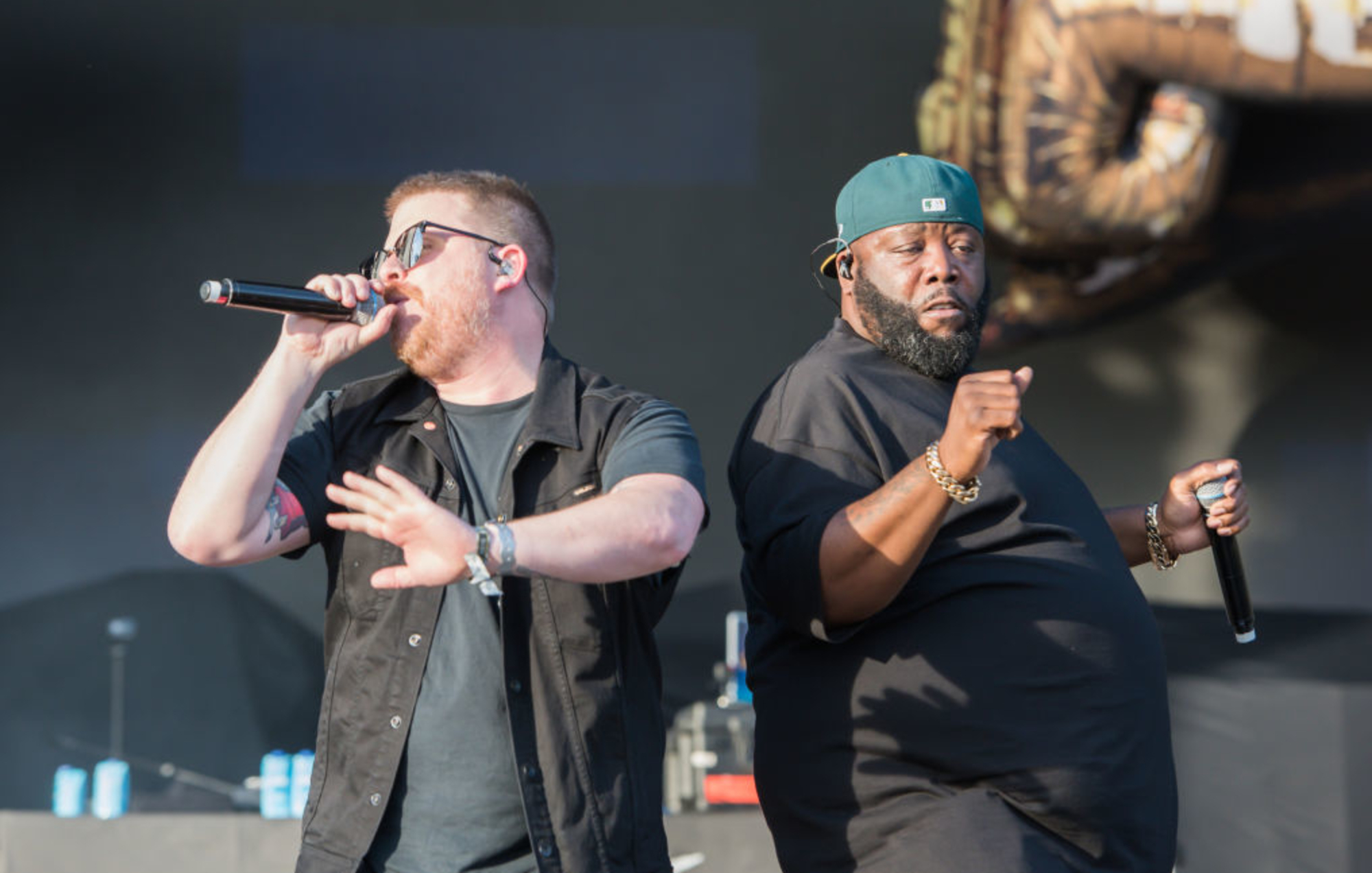 Run the Jewels' new album 'RTJ4' is finally finished, says El-P