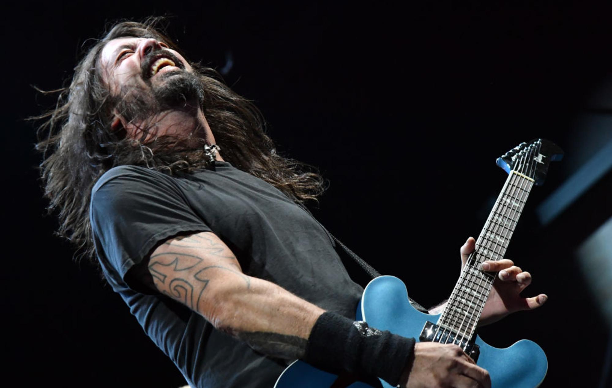 Foo Fighters tease return of their self-curated 'Jam' festival