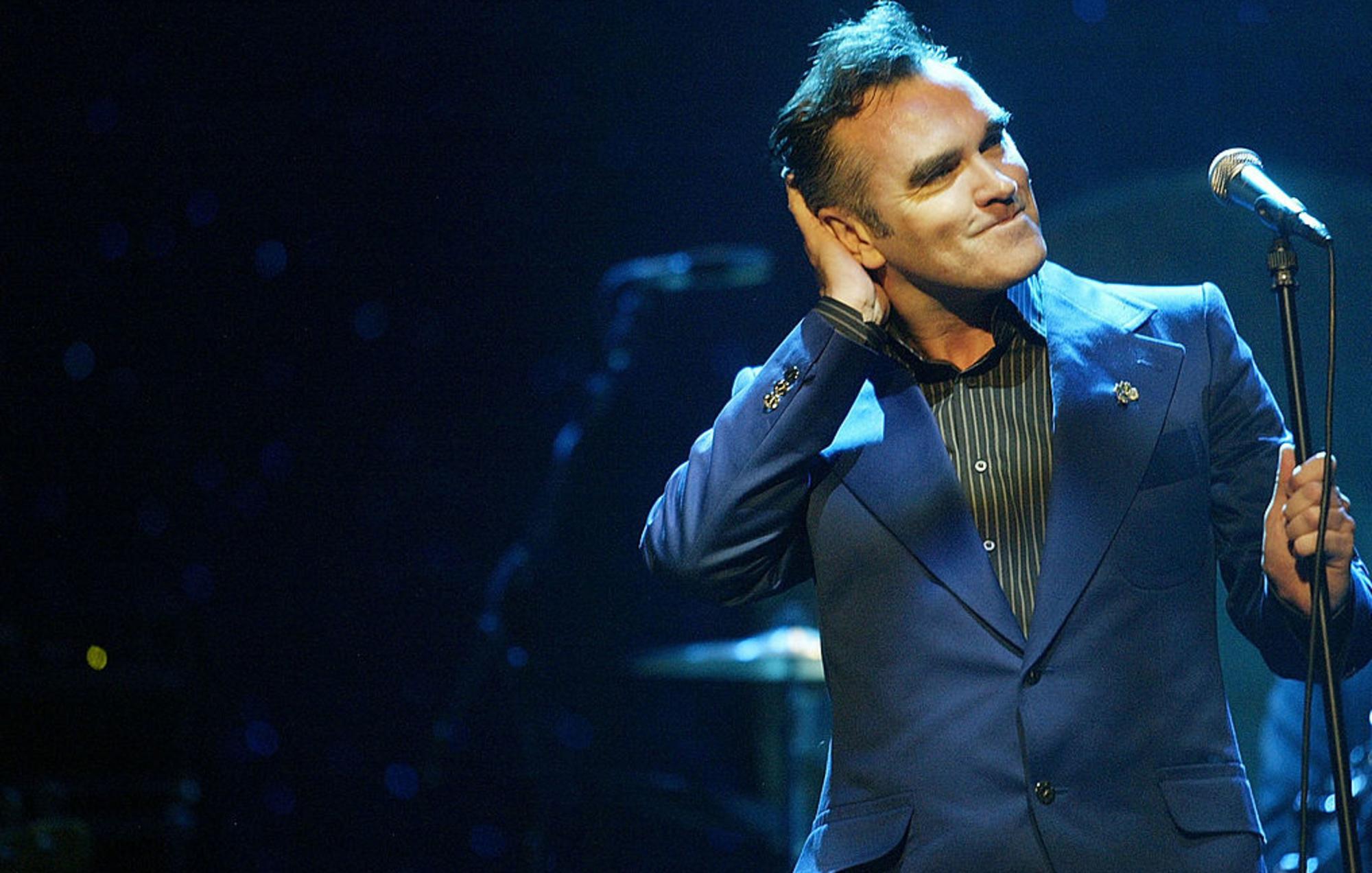 Morrissey announces summer Las Vegas residency