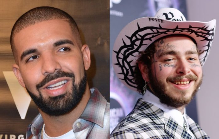 Drake Post Malone