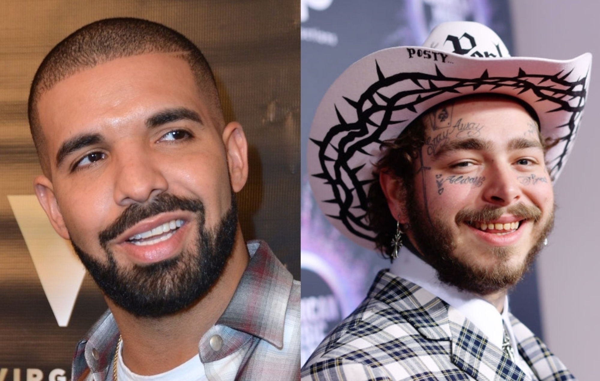 """Drake praises Post Malone as """"one of the greatest human beings"""""""