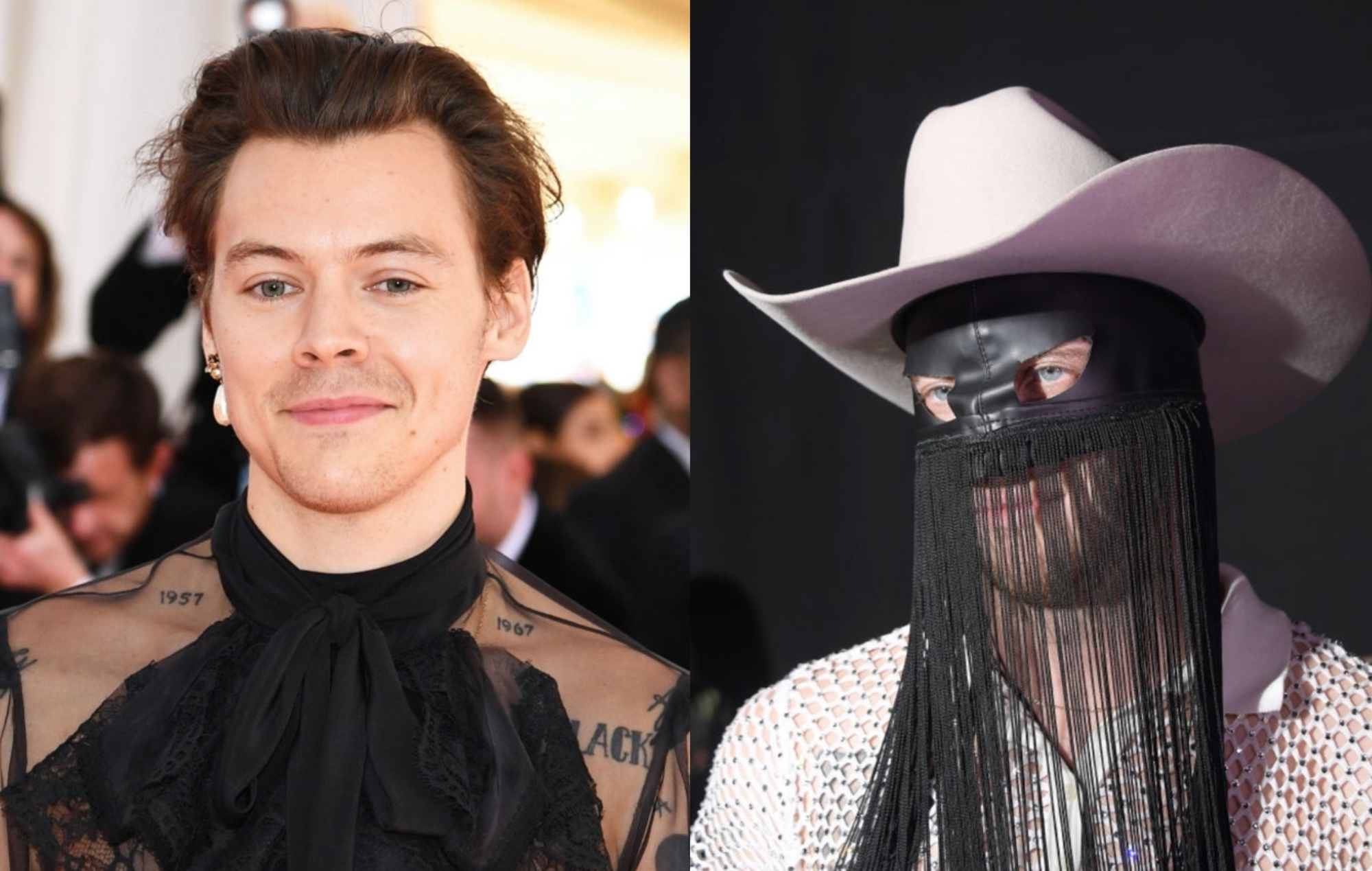 Harry Styles Announces Harryween Shows With Orville Peck