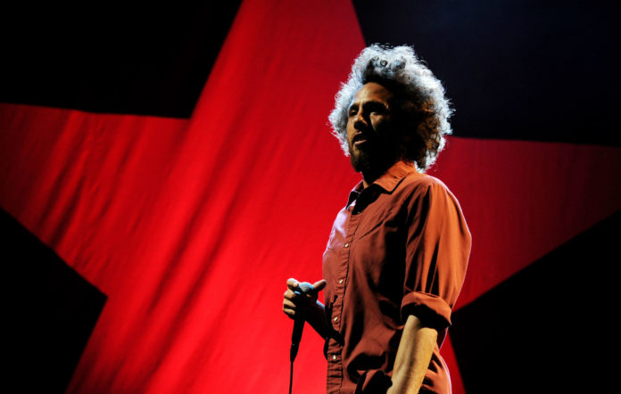 Archivel footage of Zack de la Rocha playing guitar in old band resurfaces