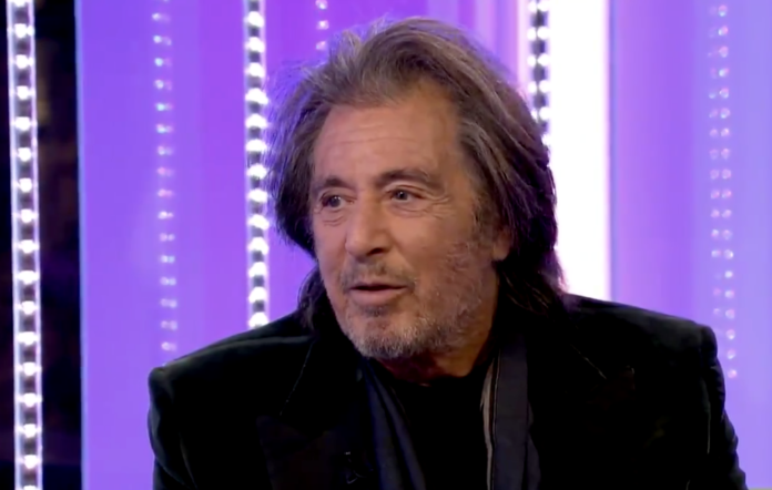 Al Pacino on 'The One Show'