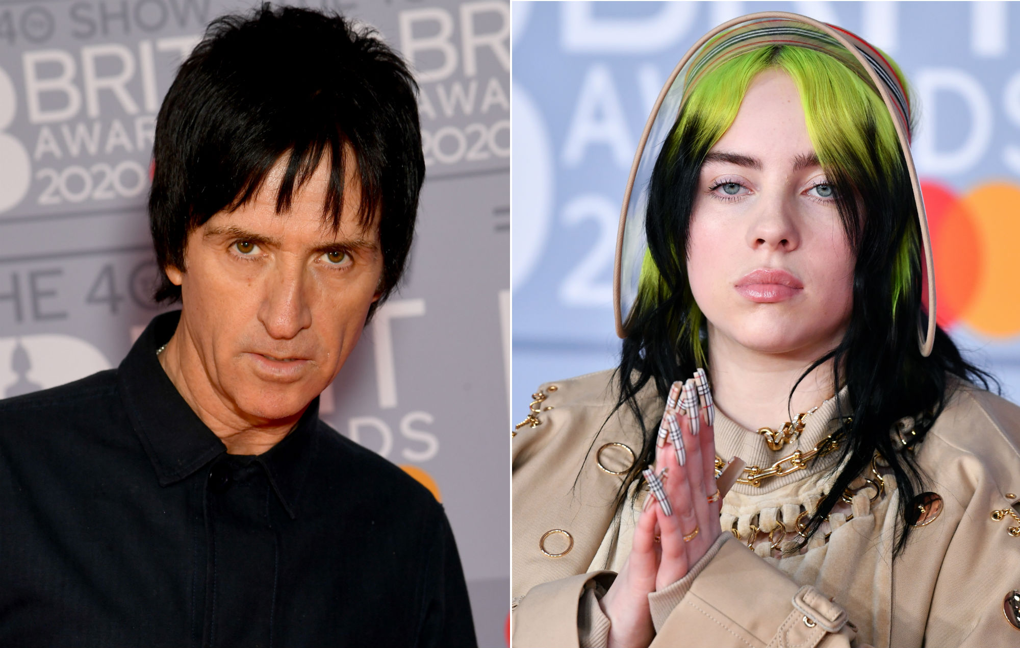No Time To Die: Johnny Marr praises Billie Eilish after collaborating on Bond theme