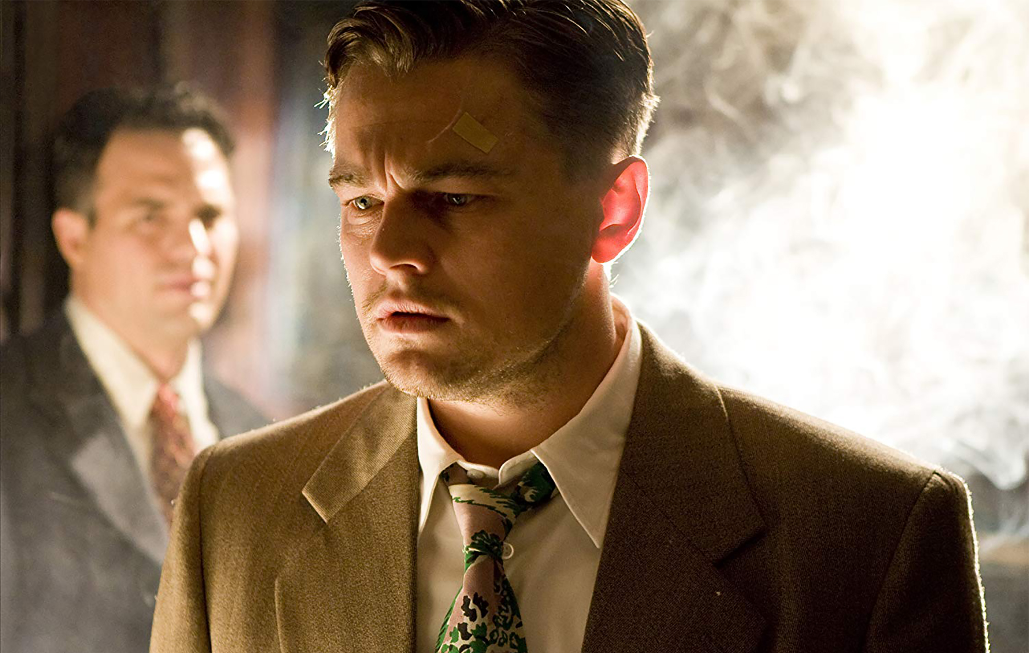 Leonardo DiCaprio Martin Scorsese Shutter Island