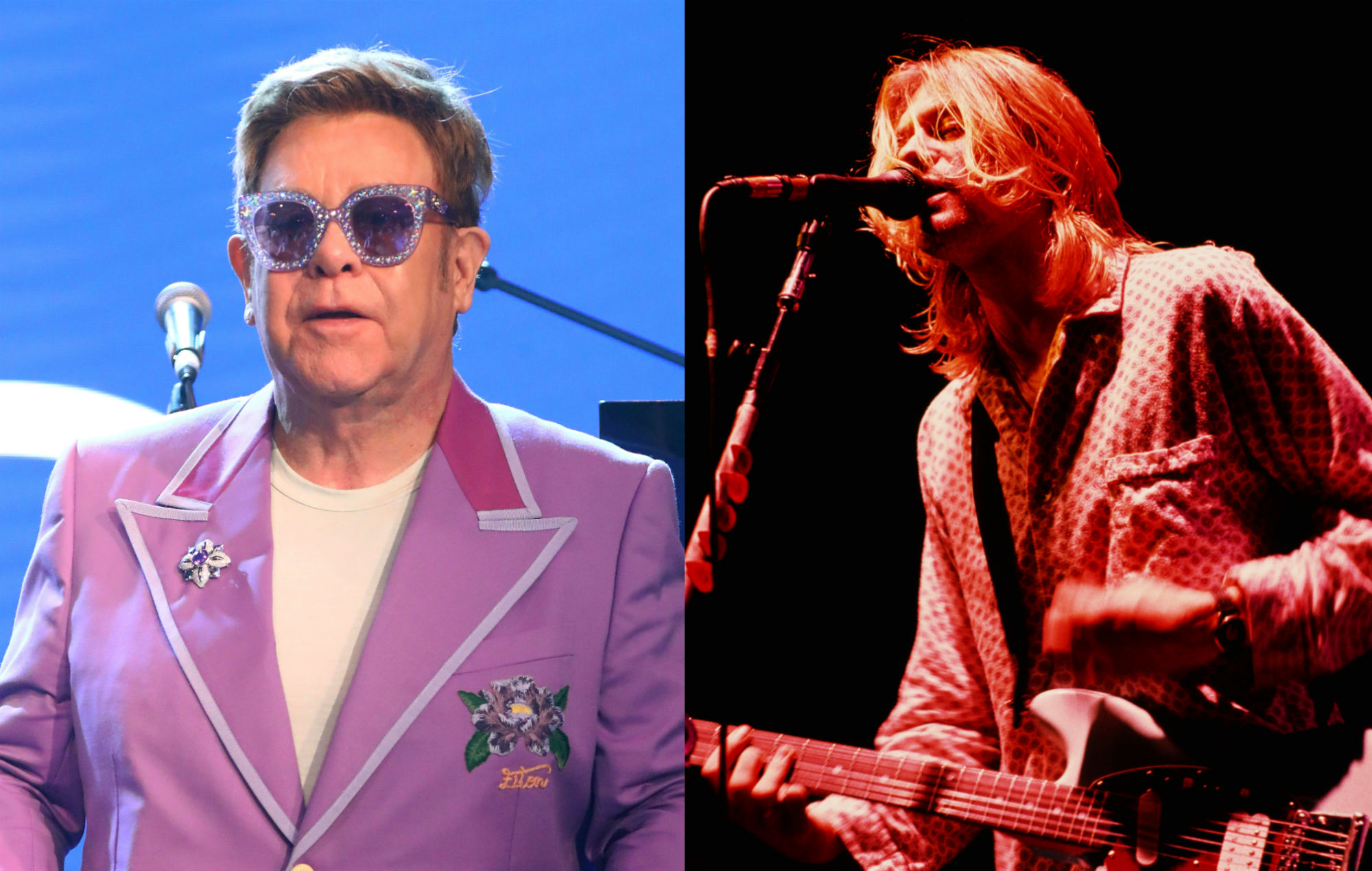 """UMG confirms Nirvana and Elton John recordings were among those """"affected"""" by vault fire"""