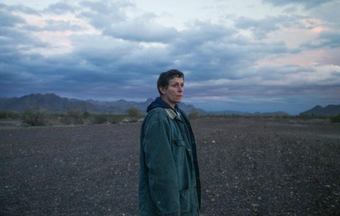 Oscars - Frances McDormand Nomadland