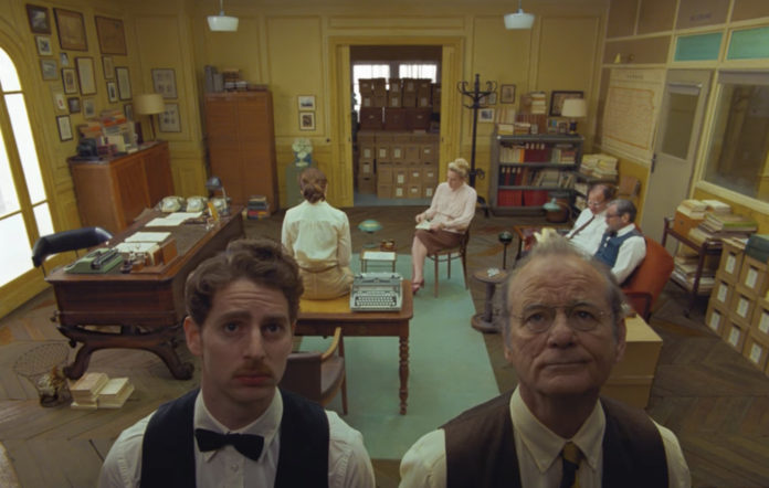French Dispatch Wes Anderson
