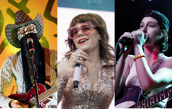 Harry Styles World Tour supports Orville Peck, Jenny Lewis, and King Princess