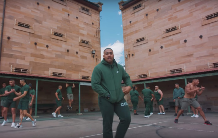 Onefour Welcome to Prison video