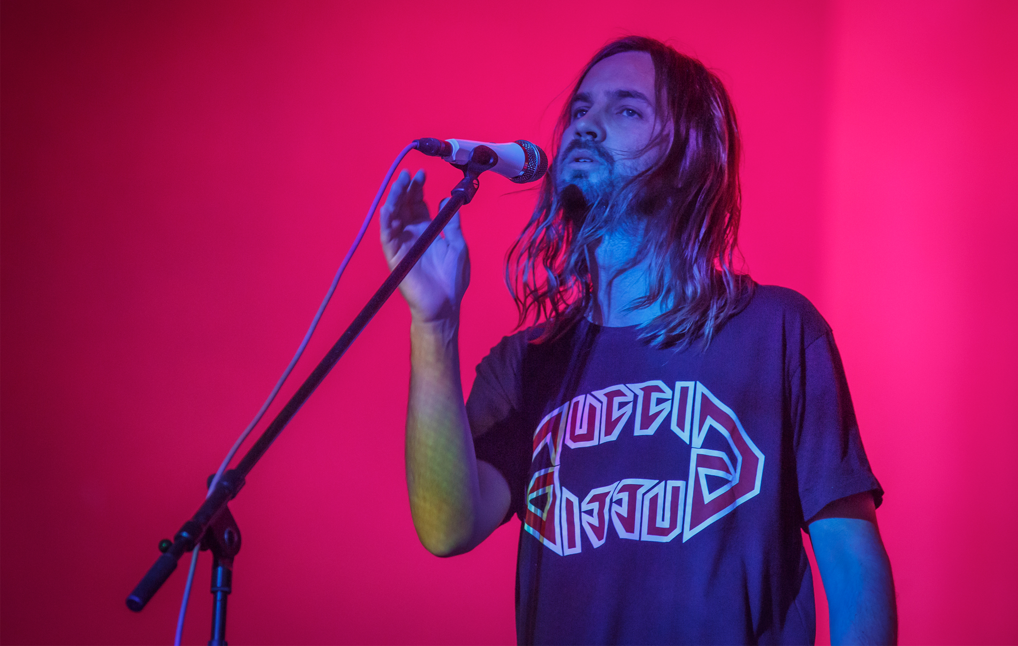 """Tame Impala's Kevin Parker opens up about """"creative strain"""""""