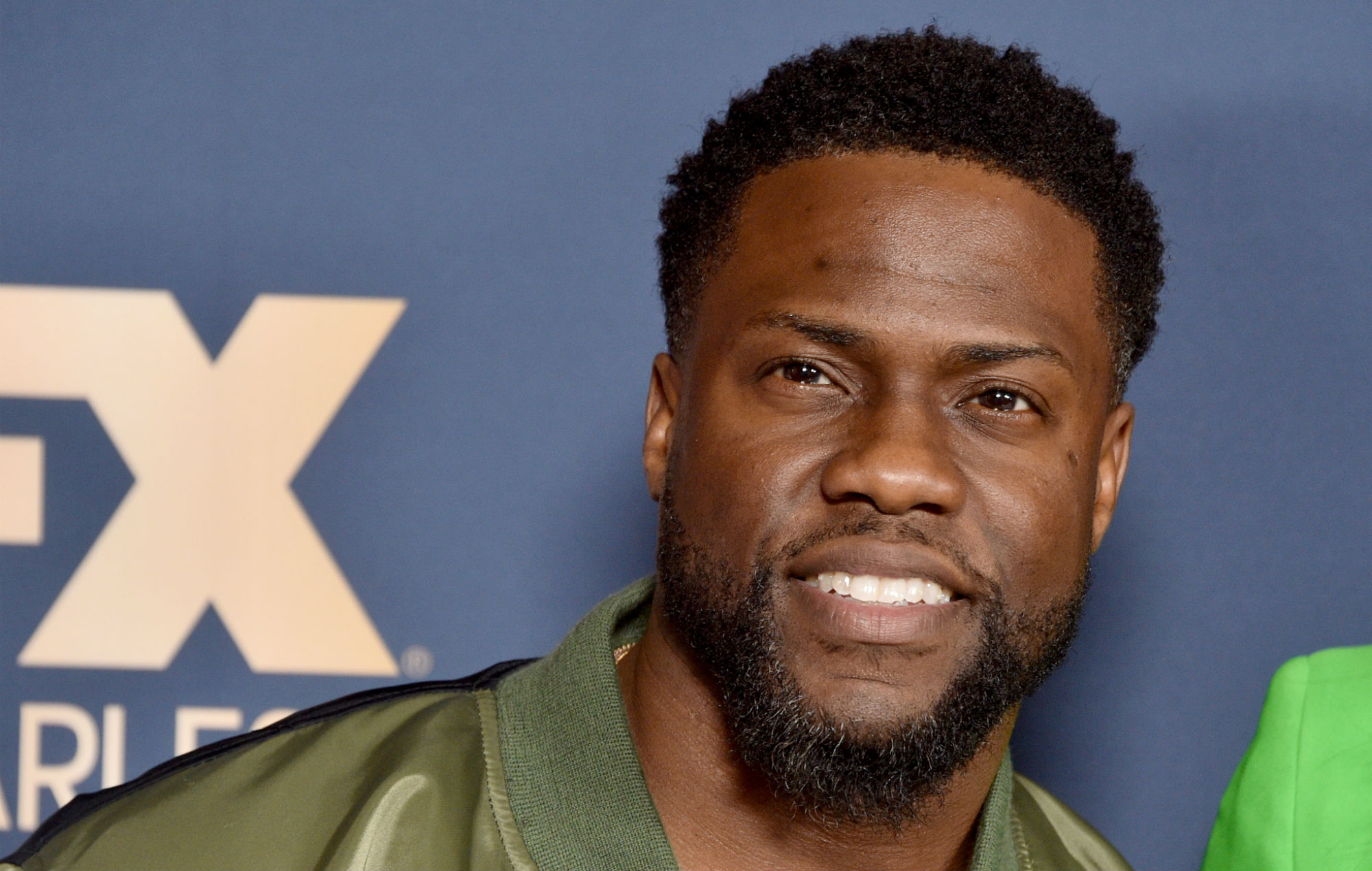 Kevin Hart attends the FX Networks' Star Walk Winter Press Tour 2020