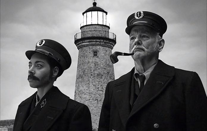 Bill Murray Aubrey Plaza The Lighthouse