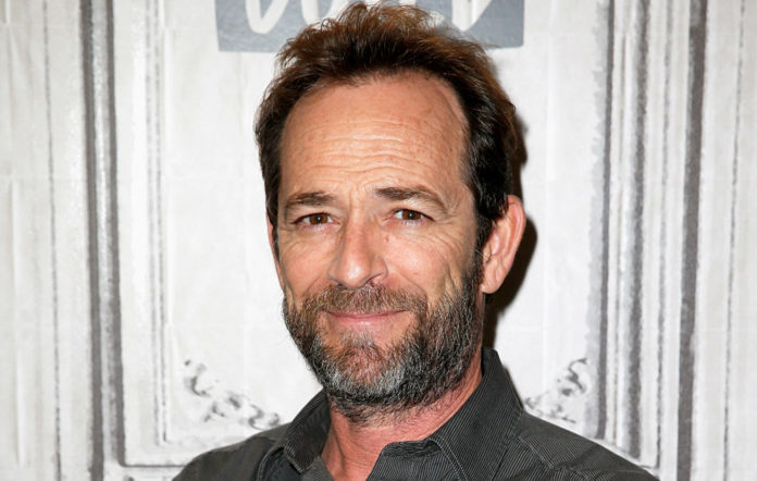 Luke Perry Oscars