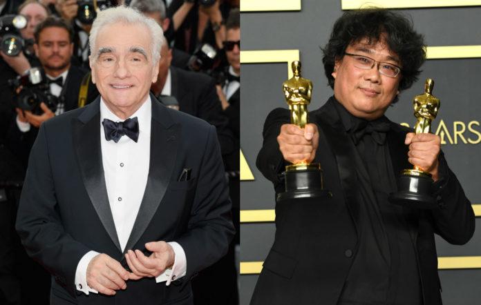 Martin Scorsese / Bong Joon-ho