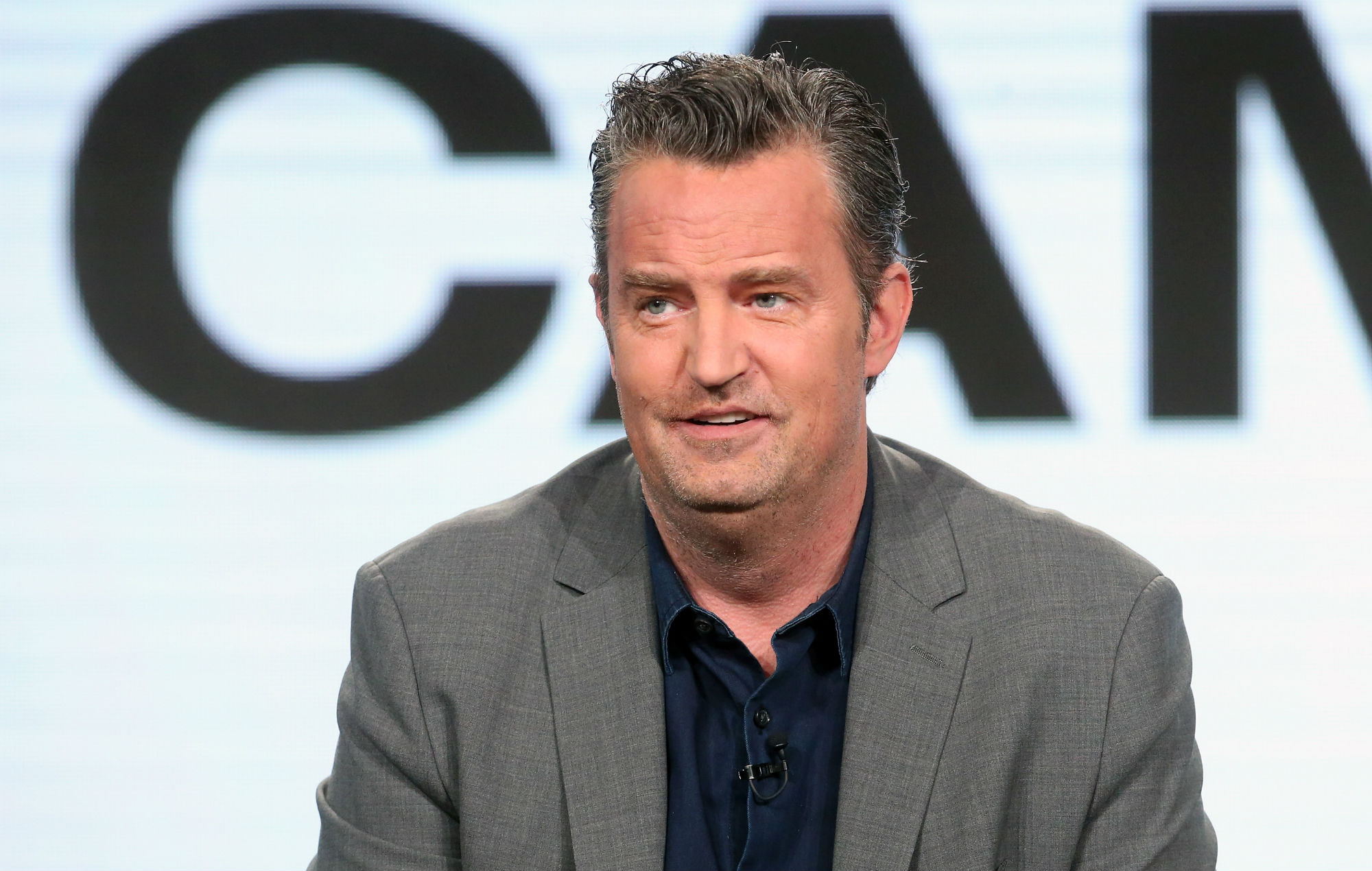 Friends Star Matthew Perry Teases Big News Coming Nme