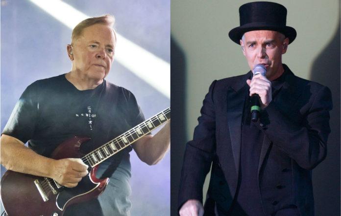 New order Pet Shop Boys