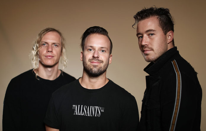RÜFÜS DU SOL announce premiere screenings of new live concert for bushfire appeal