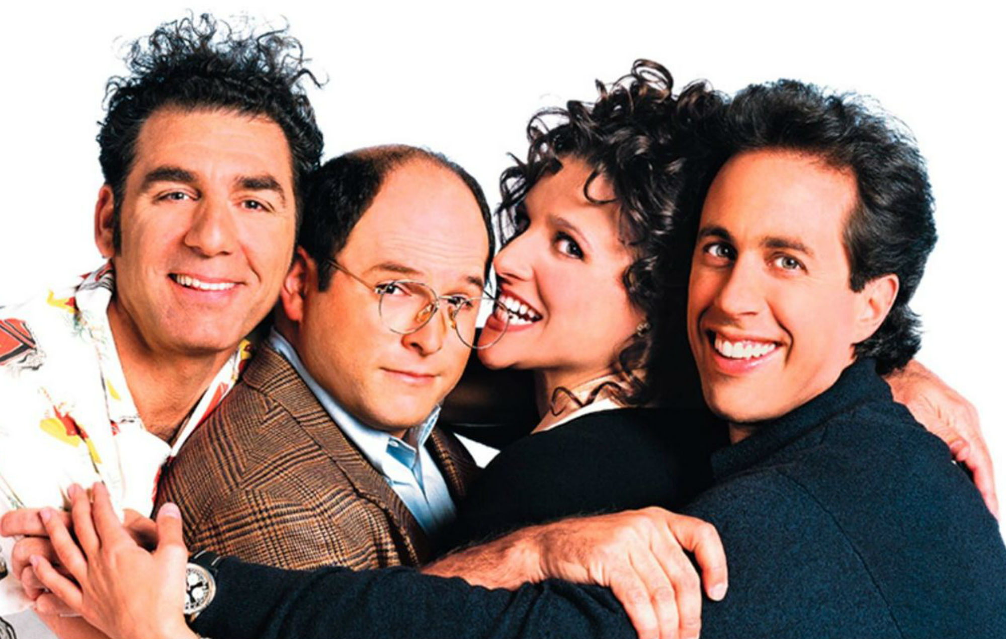'Seinfeld' writer says Kramer would be a QAnon believer now