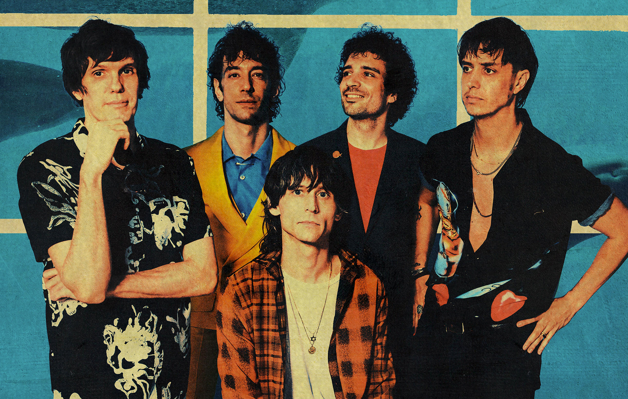 The Strokes to perform at Splendour In The Grass 2020