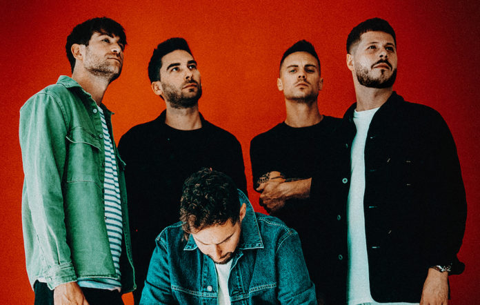 You Me At Six release bushfire benefit single Our House