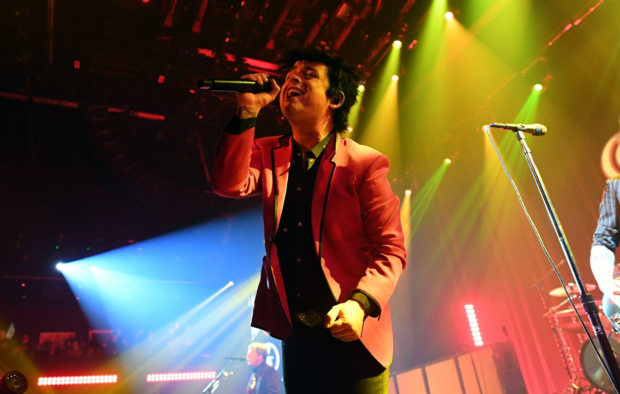 Listen to Green Day's Billie Joe Armstrong cover Johnny Thunders' 'You Can't Put Your Arms Around A Memory'