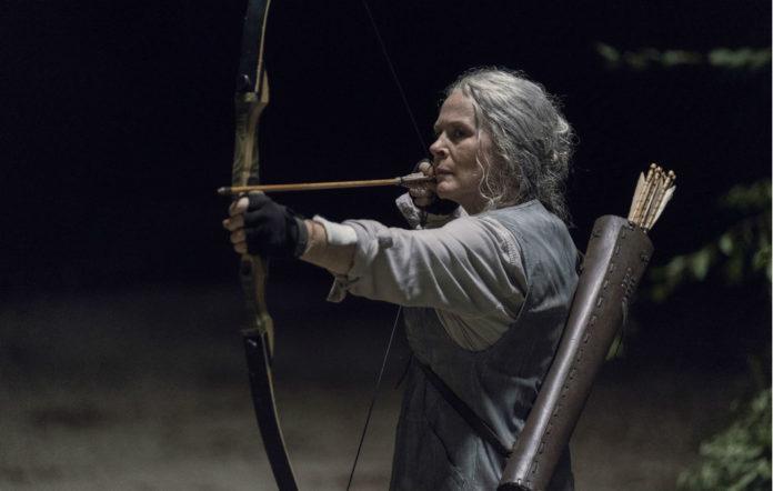 Carol in 'The Walking Dead'