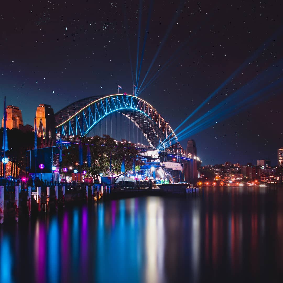 Vivid Sydney Cancelled 2020