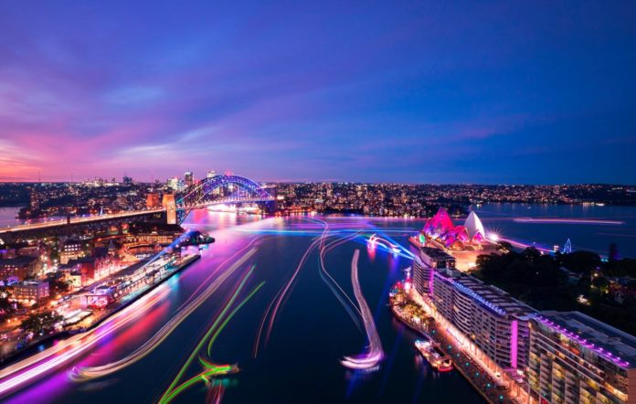 Vivid Sydney Cancelled for 2020