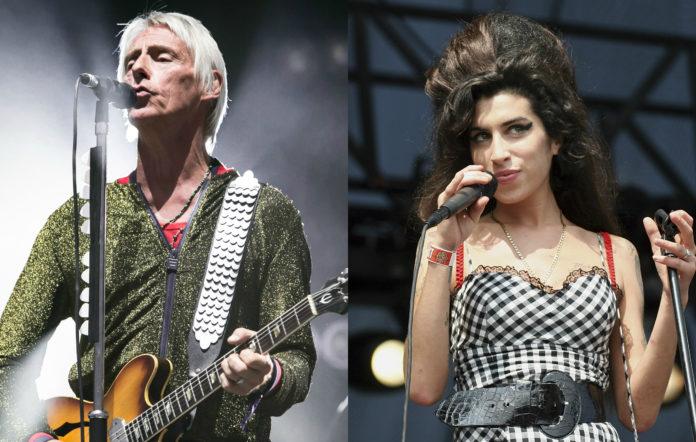 Paul Weller Amy Winehouse
