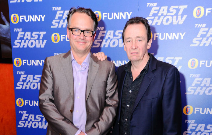 'The Fast Show''s Charlie Higson and Paul Whitehouse