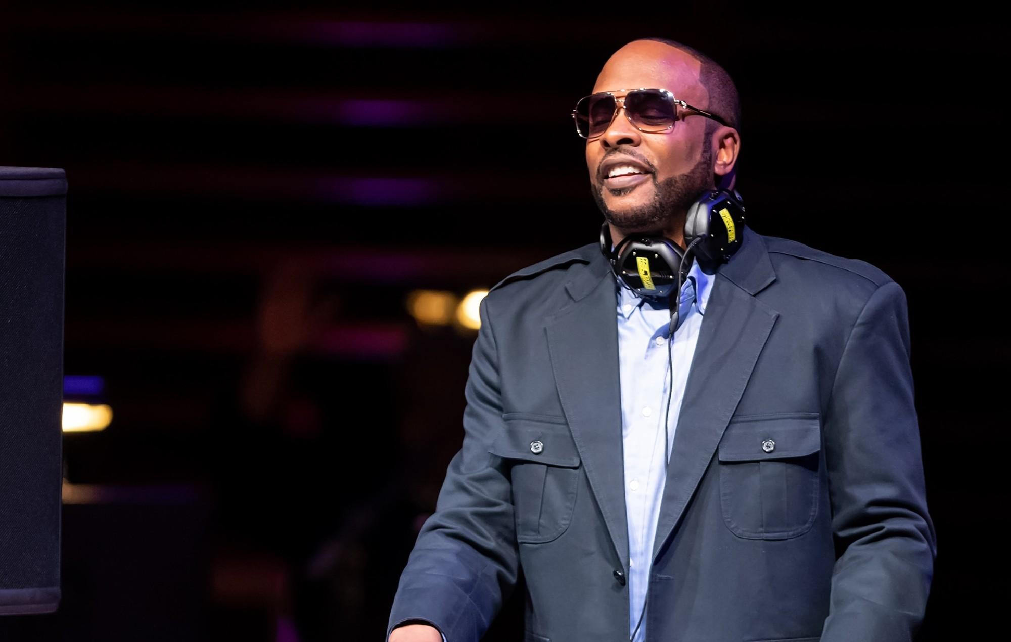 DJ Jazzy Jeff suspects coronavirus as he battles pneumonia in both lungs