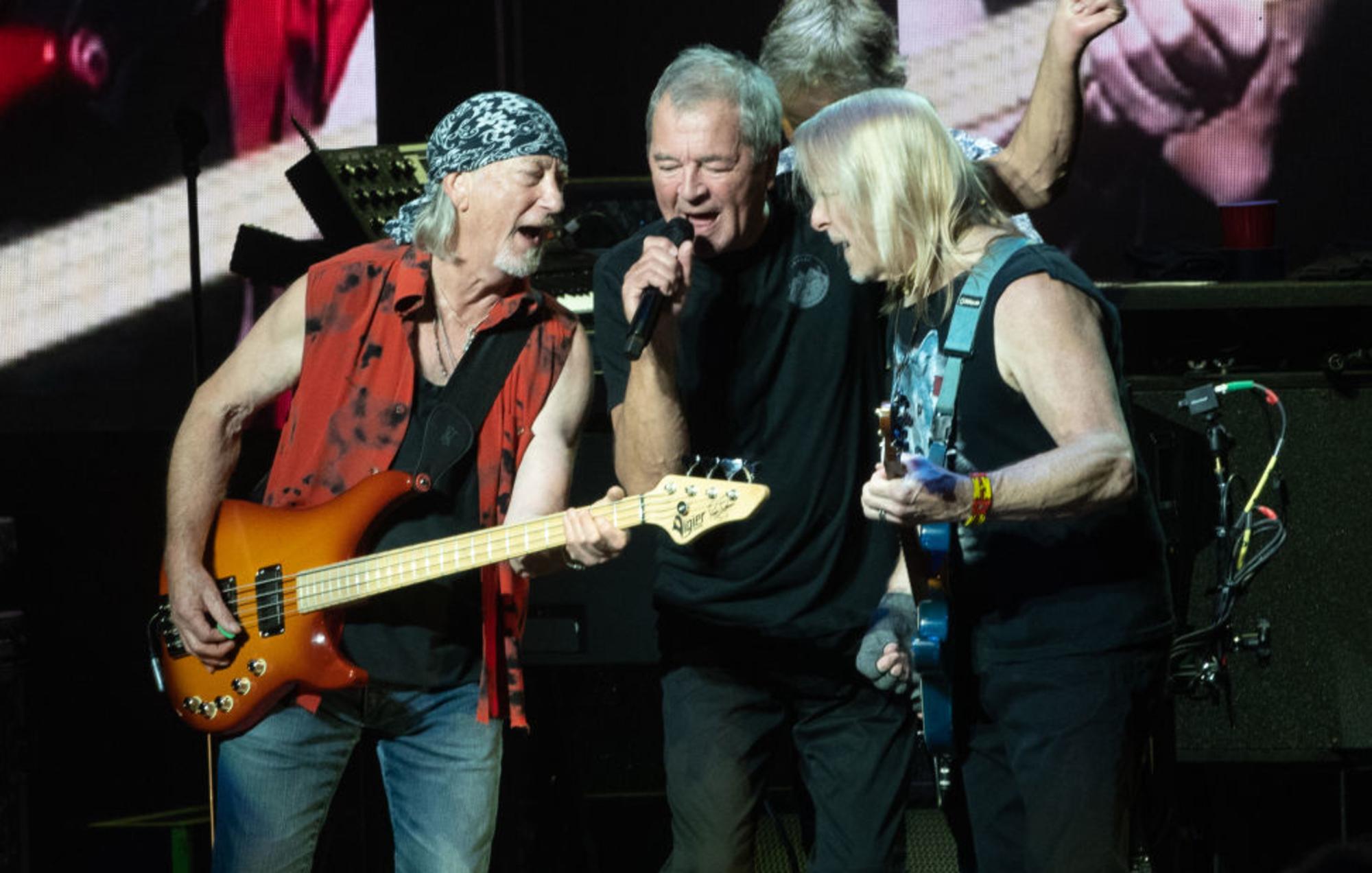 Deep Purple return with triumphant new single 'Throw My Bones' - EpicNews