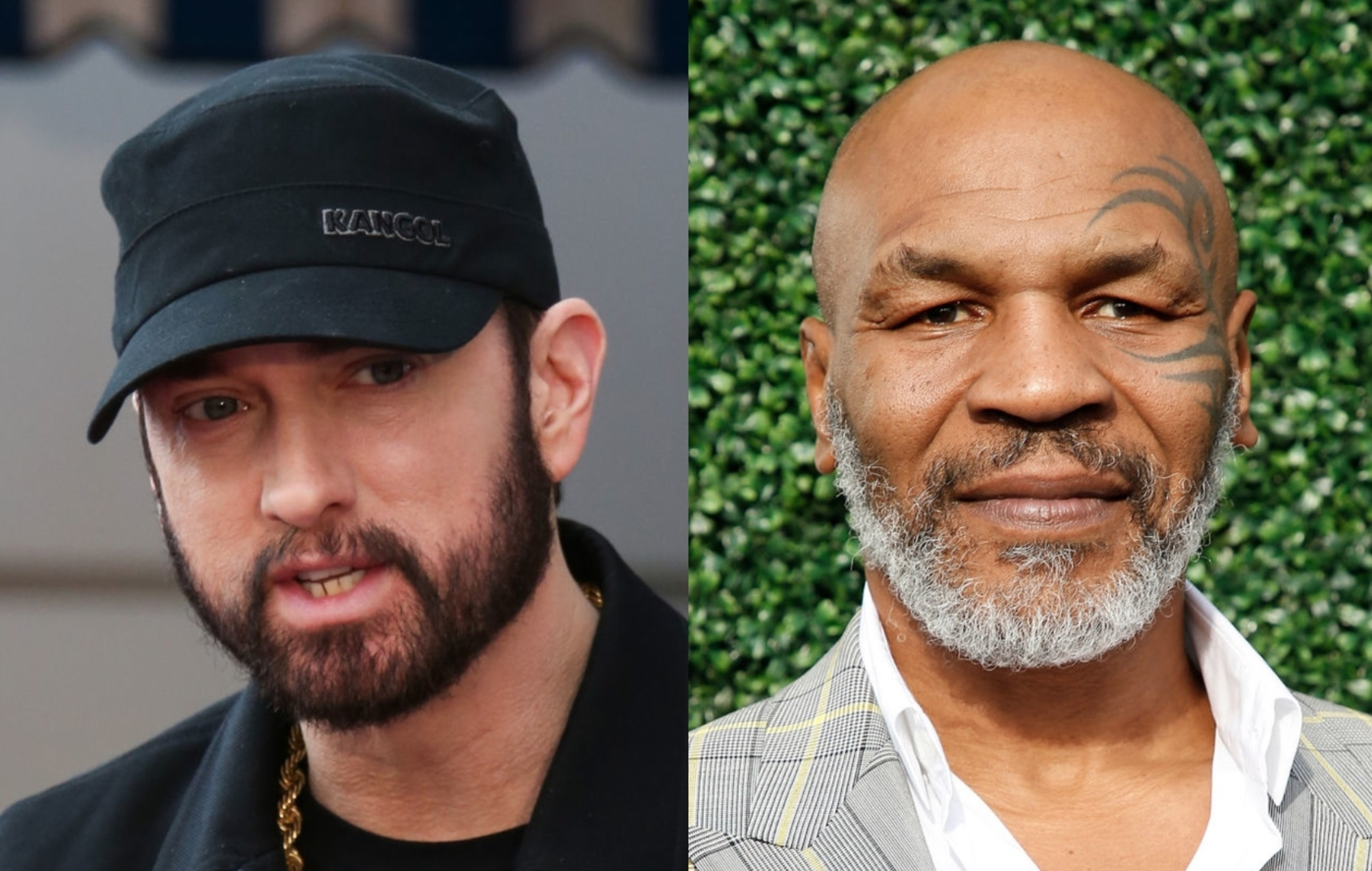 Eminem to appear on Mike Tyson's 'Hotboxin' podcast later tonight - EpicNews