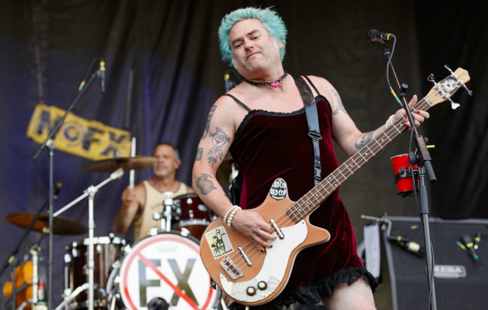 NOFX new song