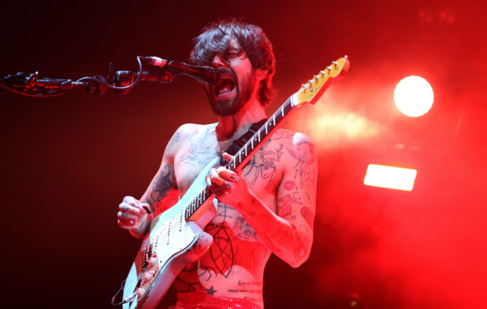 Biffy Clyro Simon Neil