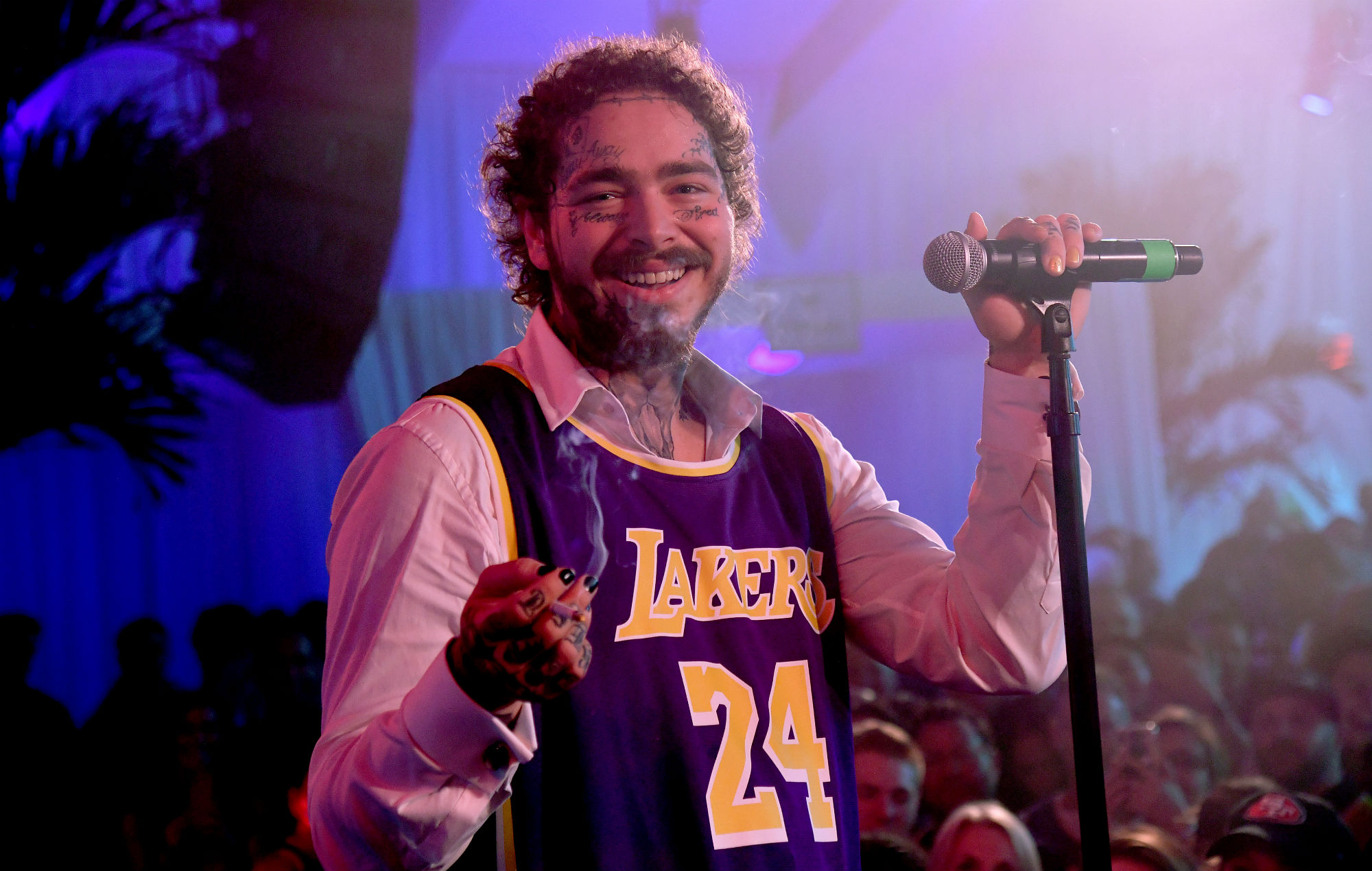 Photo of Post Malone and songwriter file clashing lawsuits over 'Circles' | NME Live