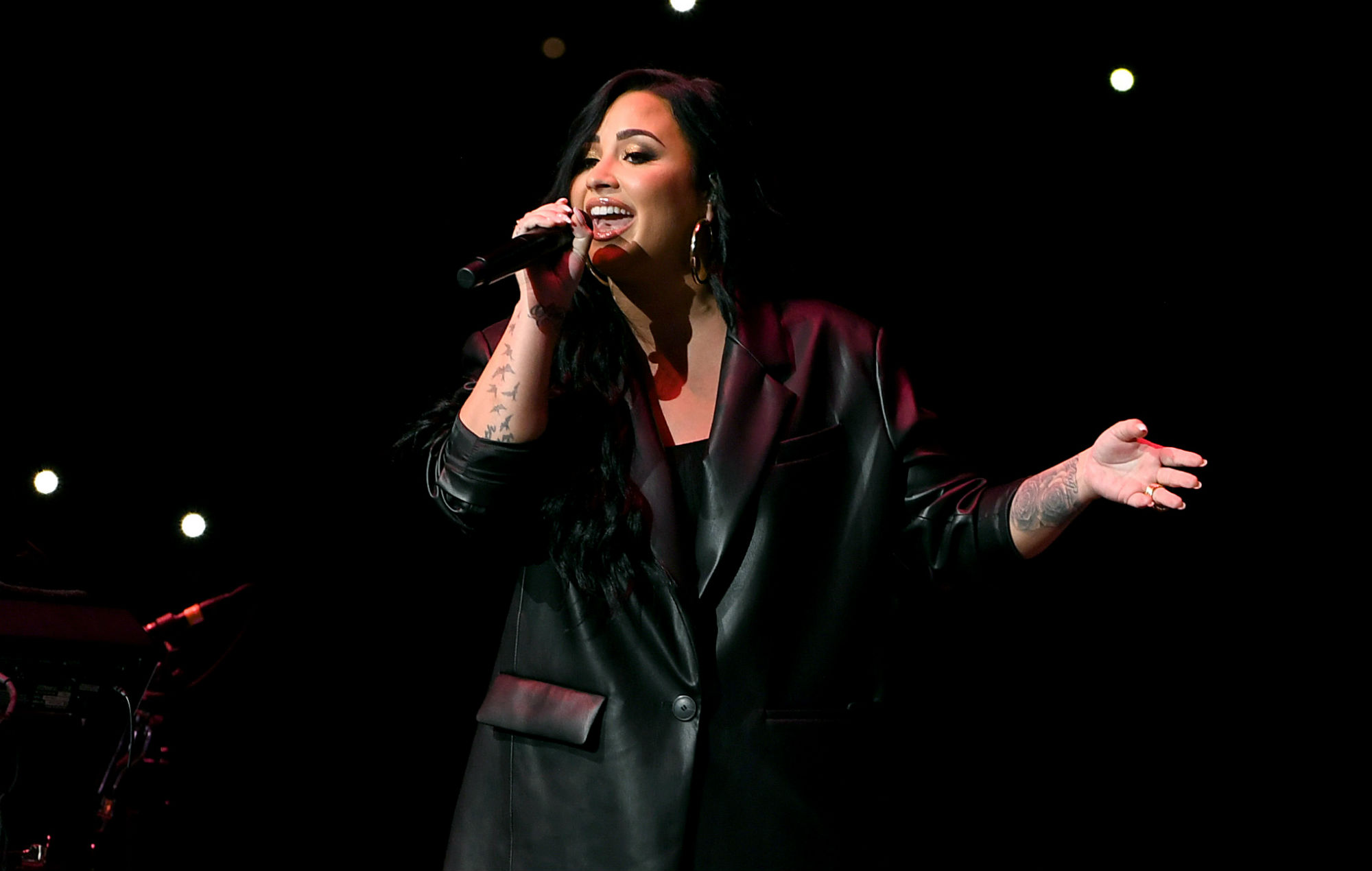 Demi Lovato's life was saved by Narcan