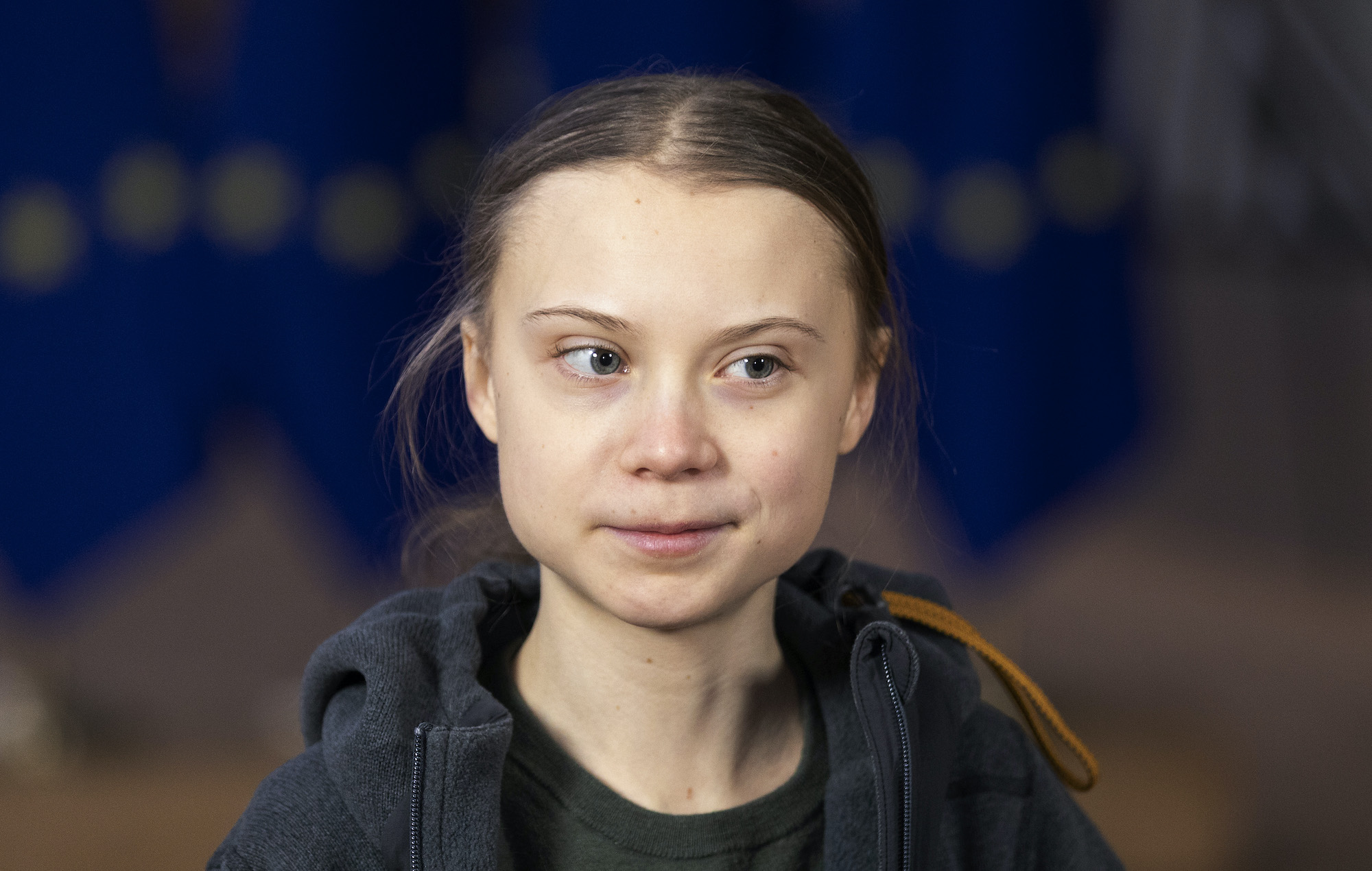 """Greta Thunberg on the climate crisis: """"The people in power have given up"""""""