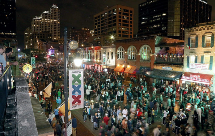 South By Southwest Music Festival - Day 4, 2015