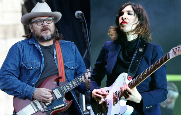 Sleater-Kinney and Wilco