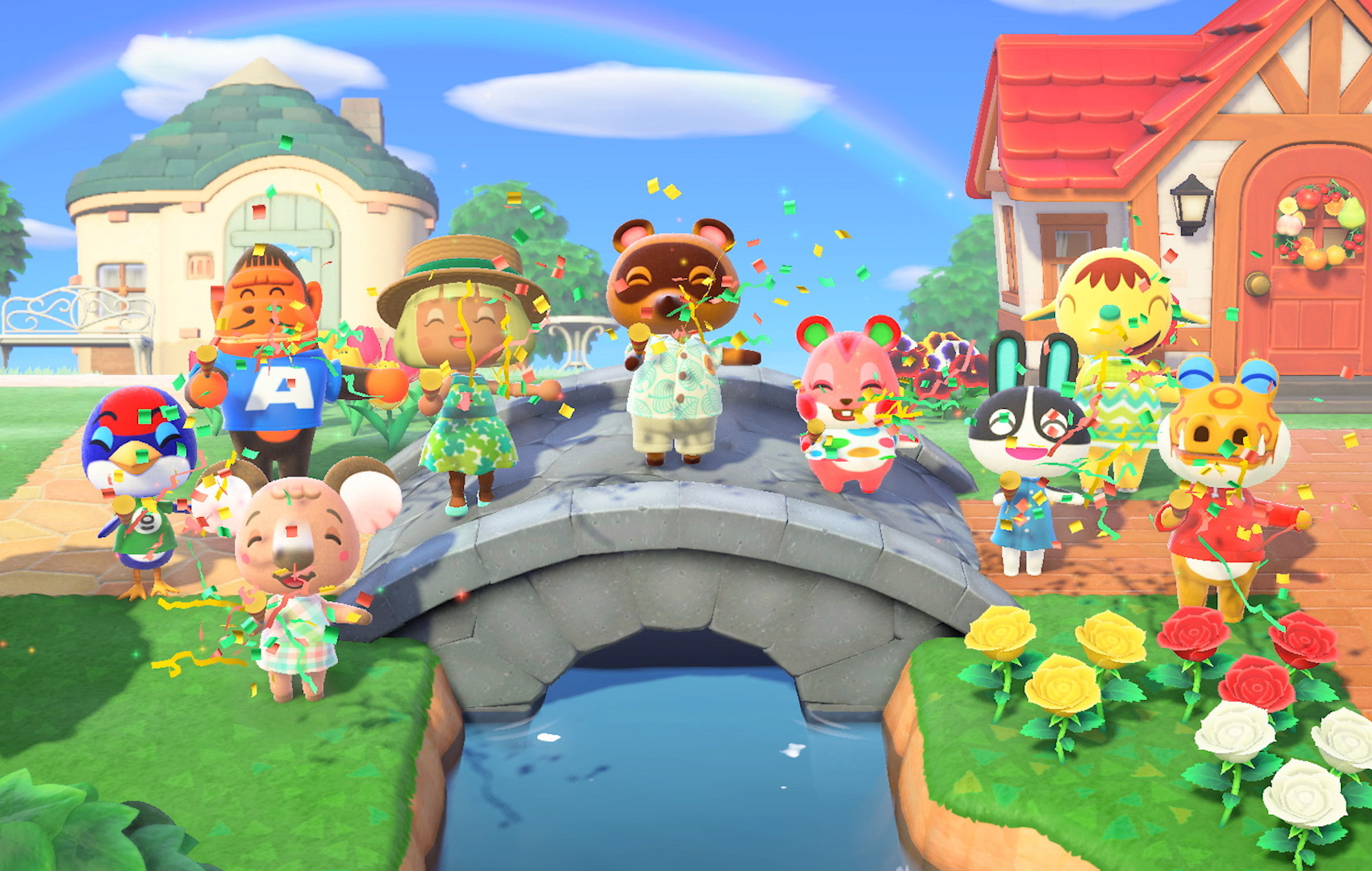 Animal Crossing New Horizons Is A Perfect Way To Weather Self Isolation