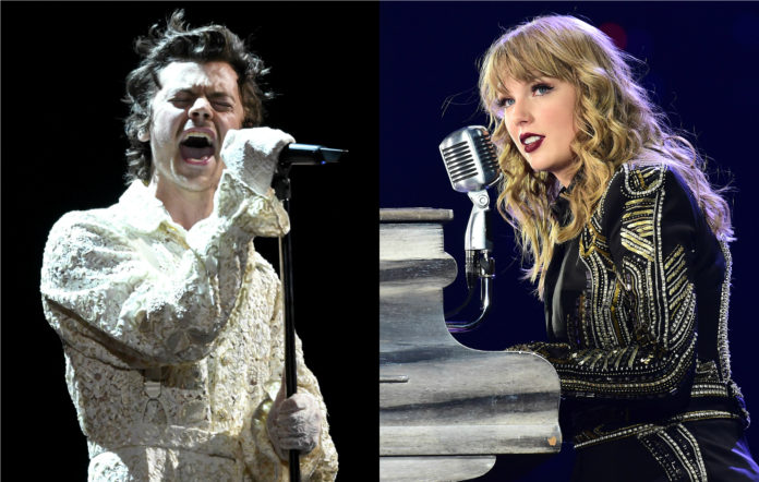 Harry Styles Reveals What He Thinks Of Taylor Swift Writing Songs About Him