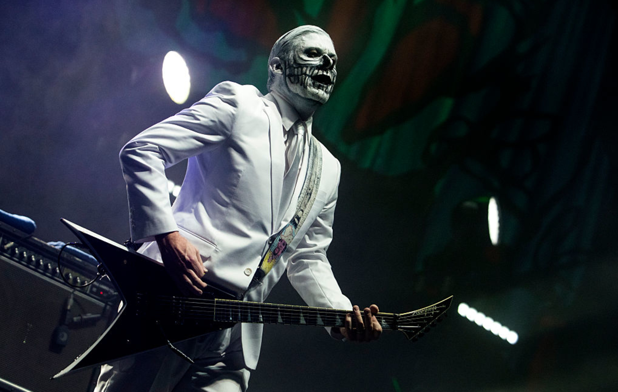 Limp Bizkit's Wes Borland to release demos from shelved Eat the Day project - EpicNews