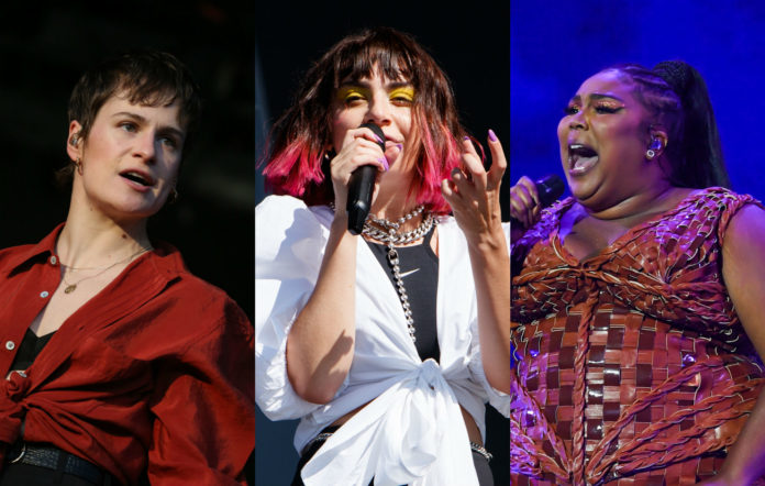 Charli XCX Christine and the Queens and Lizzo are among the artists using their quarantines creatively