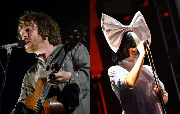 Damien Rice covers Sia's 'Chandelier' for 'Songs For Australia' album
