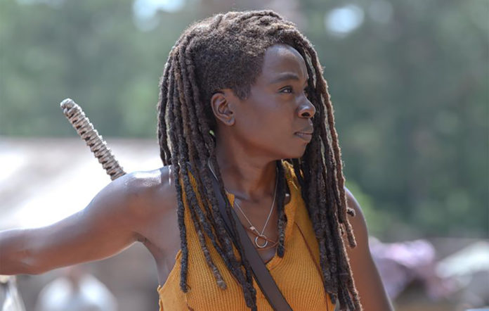 Danai The Walking Dead